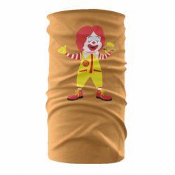 Бандана-труба Clown McDonald's