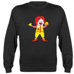 Реглан (світшот) Clown McDonald's