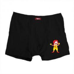 Чоловічі труси Clown McDonald's