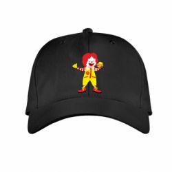 Дитяча кепка Clown McDonald's