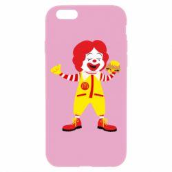 Чохол для iPhone 6/6S Clown McDonald's