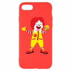 Чохол для iPhone 7 Clown McDonald's