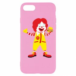 Чохол для iPhone 8 Clown McDonald's