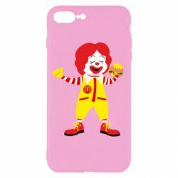 Чохол для iPhone 8 Plus Clown McDonald's
