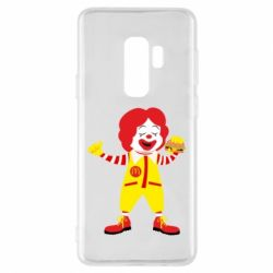 Чохол для Samsung S9+ Clown McDonald's