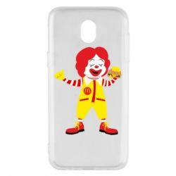 Чохол для Samsung J5 2017 Clown McDonald's