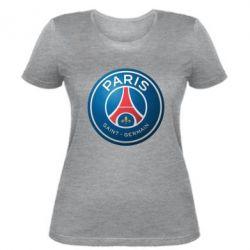 Женская футболка Club psg