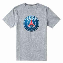 Мужская стрейчевая футболка Club psg