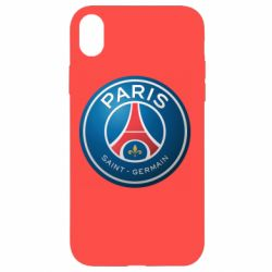 Чохол для iPhone XR Club psg