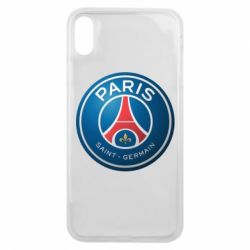 Чохол для iPhone Xs Max Club psg