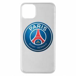 Чохол для iPhone 11 Pro Max Club psg