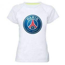Купить Женская спортивная футболка Club psg, FatLine