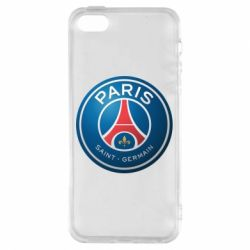 Чохол для iphone 5/5S/SE Club psg