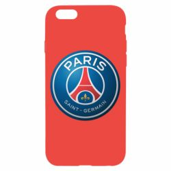 Чохол для iPhone 6/6S Club psg