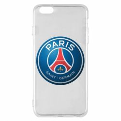 Чохол для iPhone 6 Plus/6S Plus Club psg