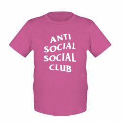 Детская футболка Club