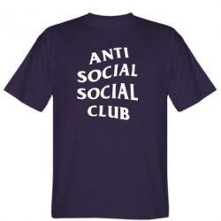 Футболка Club