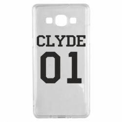 Чехол для Samsung A5 2015 Clyde 01