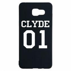 Чехол для Samsung A5 2016 Clyde 01