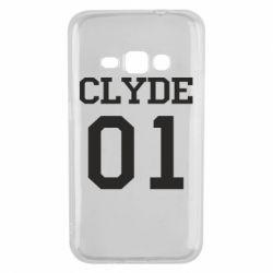 Чехол для Samsung J1 2016 Clyde 01