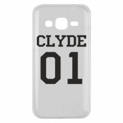 Чехол для Samsung J2 2015 Clyde 01