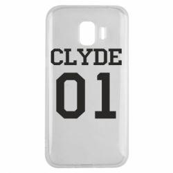Чехол для Samsung J2 2018 Clyde 01