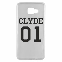 Чехол для Samsung A7 2016 Clyde 01