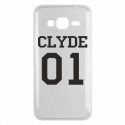 Чехол для Samsung J3 2016 Clyde 01