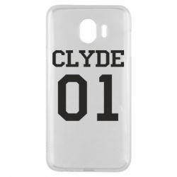 Чехол для Samsung J4 Clyde 01