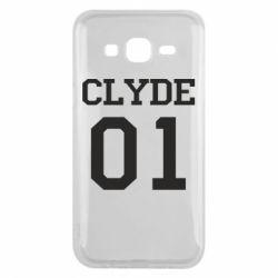 Чехол для Samsung J5 2015 Clyde 01