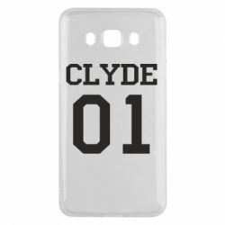 Чехол для Samsung J5 2016 Clyde 01