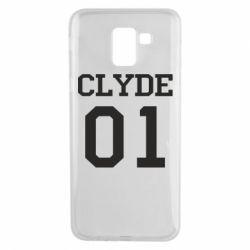 Чехол для Samsung J6 Clyde 01