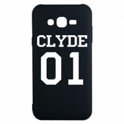 Чехол для Samsung J7 2015 Clyde 01