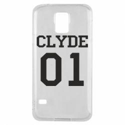 Чехол для Samsung S5 Clyde 01