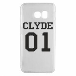 Чехол для Samsung S6 EDGE Clyde 01