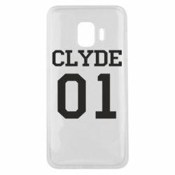 Чехол для Samsung J2 Core Clyde 01