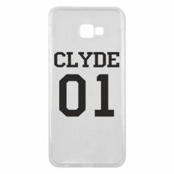Чехол для Samsung J4 Plus 2018 Clyde 01