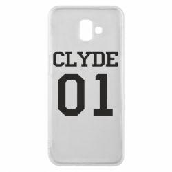 Чехол для Samsung J6 Plus 2018 Clyde 01
