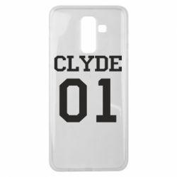 Чехол для Samsung J8 2018 Clyde 01