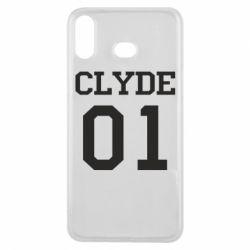 Чехол для Samsung A6s Clyde 01