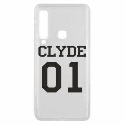 Чехол для Samsung A9 2018 Clyde 01