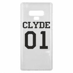 Чехол для Samsung Note 9 Clyde 01