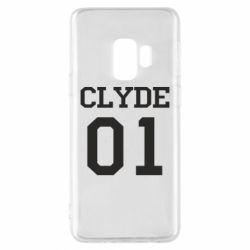 Чехол для Samsung S9 Clyde 01