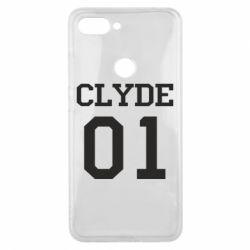 Чехол для Xiaomi Mi8 Lite Clyde 01