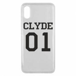 Чехол для Xiaomi Mi8 Pro Clyde 01