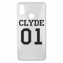 Чехол для Xiaomi Mi Max 3 Clyde 01