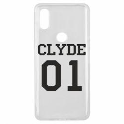 Чехол для Xiaomi Mi Mix 3 Clyde 01