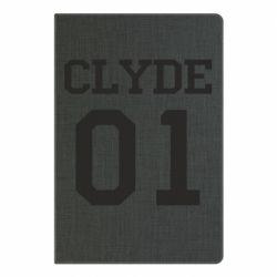 Блокнот А5 Clyde 01