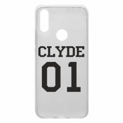 Чехол для Xiaomi Redmi 7 Clyde 01