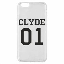 Чехол для iPhone 6/6S Clyde 01